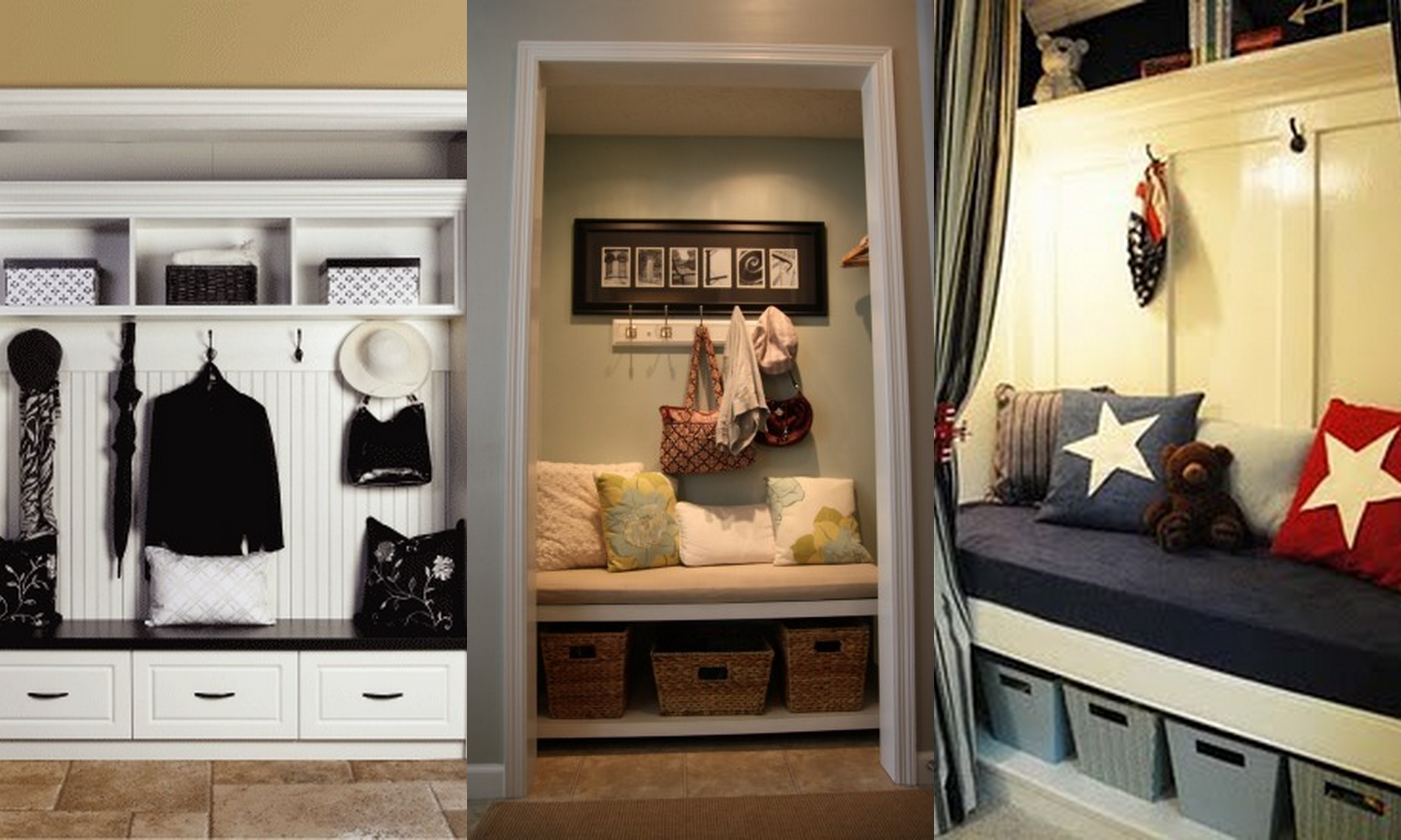 301 moved permanently Front entry bench ideas